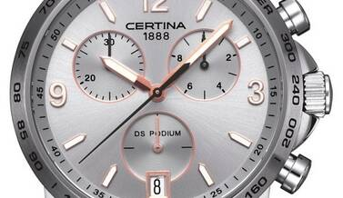 DS Podium Chrono