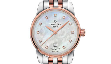 DS Podium Lady Automatic DIAMONDS