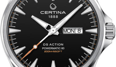 DS ACTION BIG DATE POWERMATIC 80